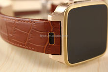 new model watch mobile phone SM-101 Quad band touch screen smart bluetooth watch Nucleus Smart Watch