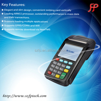 Handheld bus ticket pos machine/Electronic ticket machine/Lottery ticket printing machine