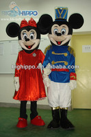 mickey and minnie mascot costume for adults