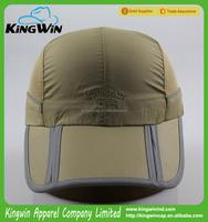 Fashion Custom Dri Fit sport caps,folding/foldable baseball sports cap,wholesale sun dry fit hat manufacturing
