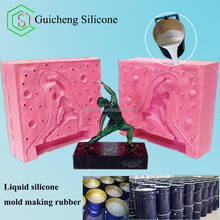 High temperature resistant silicone rubber for gasket