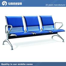 Shining blue economic waiting chair