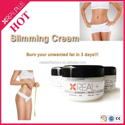 OEM manufacturer body shape natural slim product slimming cream