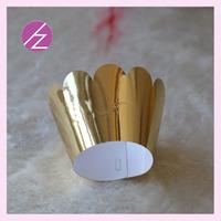 Laser Cut Luxurious Party Decoration Cupcake Wrapper DG-3