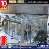 Aluminum Glass Sunroom,Aluminium Glass House