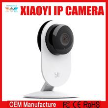 In stock xiaomi xiaoyi smart camera Mini Indoor IR Wireless Wifi IP Built-in Microphone Support Two Way Intercom CCTV camera