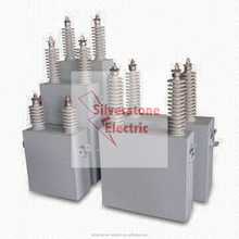 Low Voltage Shunt Single Phase Voltage Controlled Capacitor