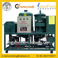 Fason Used Mobil Oil Recycling Machine/Mobil Oil Recyling equipment/Used Mobil Oil Regeneration Solutions