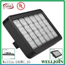 high lumens 400w 240w UL cUL DLC SAA list LED Outdoor Flood light