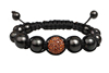 wholesale factory hot sell stainless steel woven beaded wrap bracelets latest fashion trends