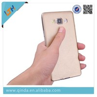 Newest! Hot Selling 2015 Newest Crazy House TPU Back Cover Case For Samsung Galaxy A7 Wholesale