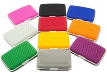 Silicone credit card holder