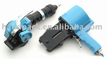 Pneumatic steel strapping tool steel strapping cutting tool tensioner sealer