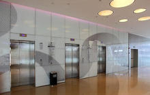 sc 4 person passenger elevator
