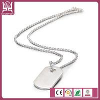 wholesale beaded chian men's necklace with pendant