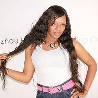 Homeage chemical free good wave wavy alibaba brazilian hair express