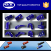 air hose for most of auto parts with all kinds of colors and shapes and sizes silicone hose / soft silicone tube