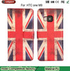 National flag Pattern For HTC one M9 mobile phone wallet case with card slot and stander wholesale price