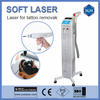 Vertical Q-Switched YAG Laser Tattoo Removal laser skin care machine