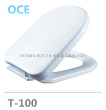 toilet seat cover with soft close function