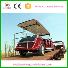 Chinese classic electric sightseeing car