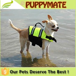 custom neoprene dog life jacket swim suit