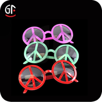 2015 New Style Promotional Item Led light Party 3d Glasses