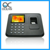 GSM/sim card portable fingerprint time attendance price Employee Attendance Machine/gprs Biometric Terminal