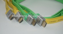 HDMI cable with gold plated high speed support 1.4v, Bulk HDMI cable