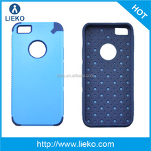 Hybrid TPE+PC combo phone case for iPhone 4/4s/5/5s/5c/6