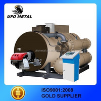 High quality full automatic second hand boiler / gaz fired boiler (ISO9001:2008)