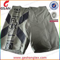 Polyester Spandex 4 Way Stretch Shorts Gym Shorts, Crossfit Shorts, Mens Shorts