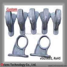 Zinc alloy investment casting wax made in mainland of china
