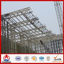 light andy stainless suspension steel structure