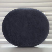 New Product Seat Cushion for Office / car /chair quality round cushion japan slim seat back support pillow coccyx cushion