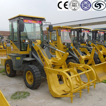 China 2 tons small front end wheel Loader construction equipment