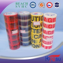 Made in China Good Quality Printed Tape