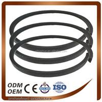 Factory produced v belt, High Quality Classical raw edge cogged v belt