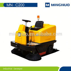 China supplier of concrete floor cleaning machine
