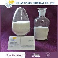 coal washing flocculant named cationic polyacrylamide from Nanpu chemical
