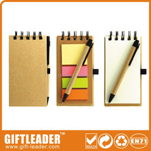 2015 cheap school/ office supplies spiral notebook color pages for children stationery