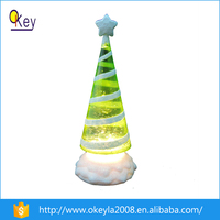 Unique New Craft Led Plastic Christmas Tree for sale