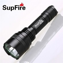 SupFire C8-R5 Hunting Light With 1*18650 battery
