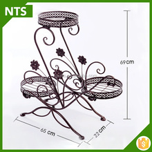 NTS Outdoor Metal Decor Wedding Flower Stand Centerpieces