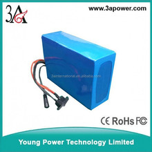 lifepo4 72v 40ah battery packs for e-bike with bms and charger for electric bike factory custom