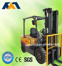 2.5ton Diesel Forklift,mini truck with ISUZU C240 engine on sale