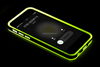 Rock LED flashing light shockproof mobile phone case for iPhone 6/plus