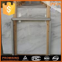 2015 Hot Sale Hotel Projetc Carrara White Marble