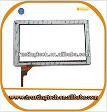 9 inch MF-198-090F-2 touch screen for All winner A13 Q9 tablet pc