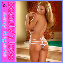 Hot sexy female underwear very hot sexi girl thong white sex panties
